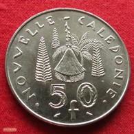New Caledonia 50 Francs 1972 KM# 13  Nouvelle Caledonie - Nouvelle-Calédonie