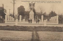 GEERAARDSBERGEN / Heilig Hartbeeld - 1921 - *225* - Geraardsbergen