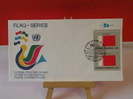 Nations Unies > Office De Genève - Bahrain (Bahreïn) - 18.9.1987 - FDC 1er Jour - FDC