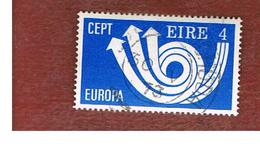 IRLANDA (IRELAND) -  SG 327  -    1973 EUROPA  - USED - 1949-... Repubblica D'Irlanda