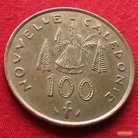New Caledonia 100 Francs 1991 KM# 15  Nouvelle Caledonie - Nouvelle-Calédonie
