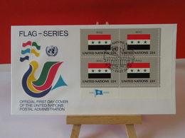 Nations Unies > Office De Genève - Iraq (Irak) - 18.9.1987 - FDC 1er Jour - FDC