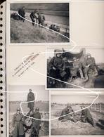 JL 1 Mars/avril 1940 2e Guerre Le 2e Chasseurs De Charleroi De Garde Sur Le Canal Albert Repros - 1939-45