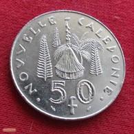 New Caledonia 50 Francs 1992 KM# 13  Nouvelle Caledonie - Nouvelle-Calédonie
