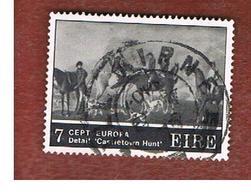IRLANDA (IRELAND) -  SG 371  -    1975  EUROPA -     USED - 1949-... Repubblica D'Irlanda