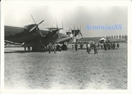 Luftwaffe - Junkers-G 38 - « Die Hindenburg » - Aérodrome De Charleville - 6.6.1940 - Campagne De France 1940 - KG 1 - Guerre, Militaire