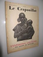 1931 Le CRAPOUILLOT L'Exposition Coloniale Mai1931 - Books, Magazines, Comics