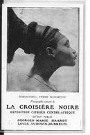 DIVERS  VOITURE CROISIERE NOIRE EXPEDITION CITROEN NOBOSODROU FEMME MANGBETOU      DEPT 38 - Cartes Postales