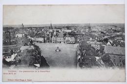 TOURNAI - Vue Panoramique De La Grand'Place - Tournai