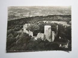 """SAINT JUST EN CHEVALET Ruines Du Chateau """"Les Cornes D'Urphé"""" - Frankrijk"""