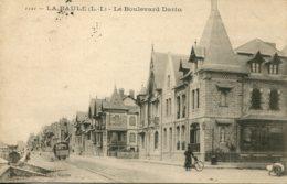 CPA - LA BAULE - BOULEVARD DARLU - La Baule-Escoublac