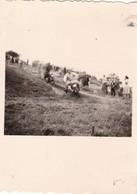 Photo Originale Pontisse 1947 Moto Motocross A Mingels - Sport