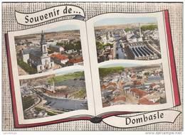 54 - SOUVENIR DE DOMBASLE / MULTIVUES - Francia