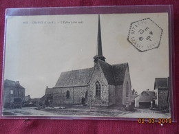 CPA - Chancé - L'Eglise (côté Sud) - Autres Communes