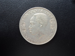 TANZANIE : 1 SHILINGI   1984    KM 4   SUP - Tanzania