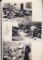 JL 1 Mai 1940 Combats Dinant/Denée.Florennes. Wehrmacht Heer Repros - 1939-45