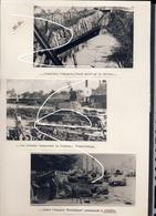 JL 1 Mai 1940 La Wehrmacht Entre En France Dans La Région De Beaumont/Avesnes Repros - 1939-45