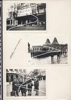 JL 1 Mai 1940 Charleroi 2e Guerre Occupation Alemande: Cinéma Eldorado, Auxiliaires Féminines Luftwaffe, Caserne Repros - 1939-45