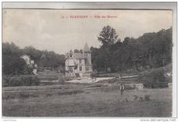 54 - FLAVIGNY / VILLA DES SOURCES - Francia