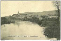 54 - FLAVIGNY / LE PRIEURE ET L'ANCIENNE ABBAYE - Frankrijk