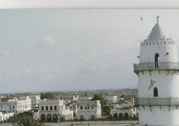 DJIBOUTI Place Mahmoud Harbi Et Mosquée - Djibouti