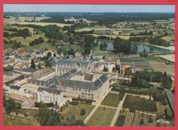 CP-86-LA PUYE- Maison Des FILLES De La Croix De ST-ANDRÉ- VUE AÉRIENNE * SUP*2 SCANS - Other Municipalities