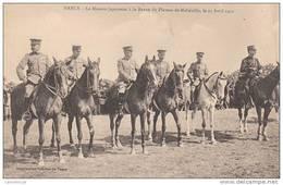 54 - NANCY / LA MISSION JAPONAISE A LA REVUE DU PLATEAU DE MALZEVILLE Le 25 AVRIL 1911 - Nancy