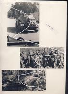 JL 1 10 Mai 1940 Avance Allemande En Belgique 2e Guerre Repros - 1939-45