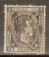 PUERTO RICO 1876 EDIFIL 10º TALADRADO - Puerto Rico