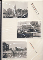 JL 1 10 Mai 1940 Marchienne Au Pont. Destructions Et Pont Sauté. Repros - 1939-45