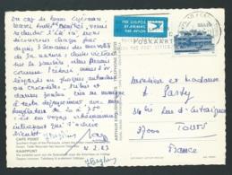 Carte Postale D'afrique Du Sud , Affranchie Pour La France En 1983 -  Bb16228 - South Africa (1961-...)