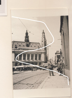 JL 1 Charleroi. Place Charles II Sous Occupation Alelmande 40/44 Repro - 1939-45