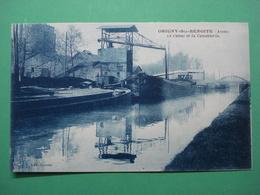 FR60 Origny-Sainte-Benoite Ribemont Pont Du Canal - Saint Quentin