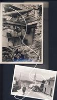 JL 1 Silenrieux Mai/juin 1940. Destructions (une Repro Et Une Photo D'époque) - 1939-45