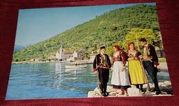 BOKELJSKA NOŠNJA, DONJA LASTVA, BOKA KOTORSKA - Montenegro