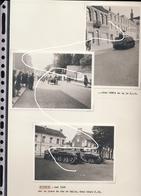 JL 1 Soignies. Mai 1940. Entrée Des Troupes Françaises Avec Chars Hotchkiss, Somua Et Motos. Repros - 1939-45