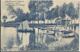 OVERMERE (Berlare) - Lac Overmeire - Uytbergen - Berlaere Donck - L'Embarcadère Et Le Plumet - Berlare