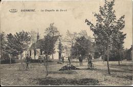OVERMERE (Berlare) - Overmeire - Donck La Chapelle Du Donck 1912 - Berlare
