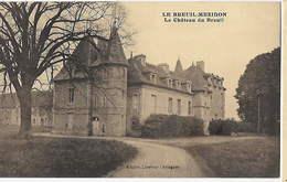 14 - MÉZIDON - Le Château Du Breuil          BA - France