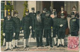 NEDERLAND - Ind. Officieren - Petit Pli De Coin - Non Classés