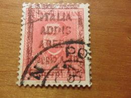 Italia COLONIE E POSSEDIMENTI   ERITREA ADDISABEBA  Cent 75 - Eritrea