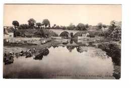 79 Parthenay Le Thouet Et Le Pont Neuf - Parthenay