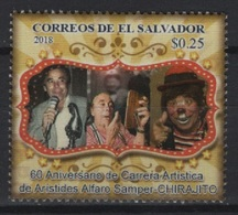 Salvador (2018) - Set -  /  Circus - Cirque - Circo - Clown - Zirkus
