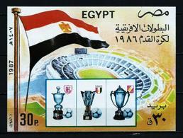 Egipto Nº HB-43 En Nuevo - Hojas Y Bloques