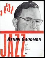 AUTOGRAPHES 1959 ANITA O DAY / FLIP PHILLIPS / RED WOOTTEN / JIMMY WYBLE / JOHN POOLE PROGRAMME JAZZ DE BENNY GOODMAN - Autographs