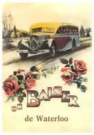 Autocar Bus Baiser De Waterloo - Bus & Autocars