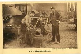 62 - Mines & Mineurs - Ed. Legrand à Lens  : Réparation D'outils - N° 2 - Unclassified