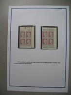 Marianne De Decaris  N° 1263  - Coins Datés Avec La Date En Haut à Droite - France
