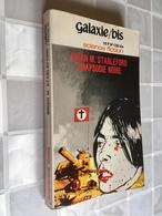 Sciences Fiction  GALAXIE / BIS N° 138 Bis RASPSODIE NOIRE  BRIAN M. STABLEFORD 1979 - Opta