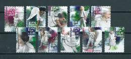 2006 Netherlands Complete Set Christmas,kerst,weihnachten Used/gebruikt/oblitere - Periode 1980-... (Beatrix)